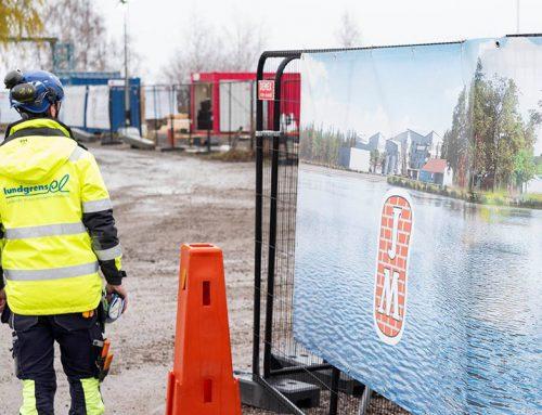 55 bostadsrätter byggs på Lindö Strand