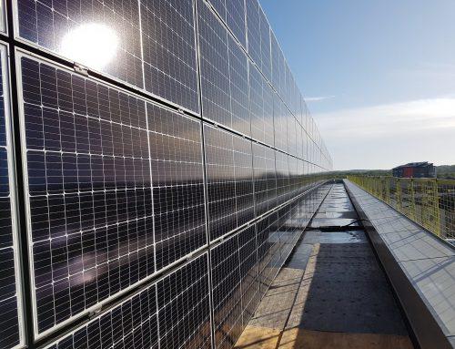 Solceller till Finspångs vårdcentrum