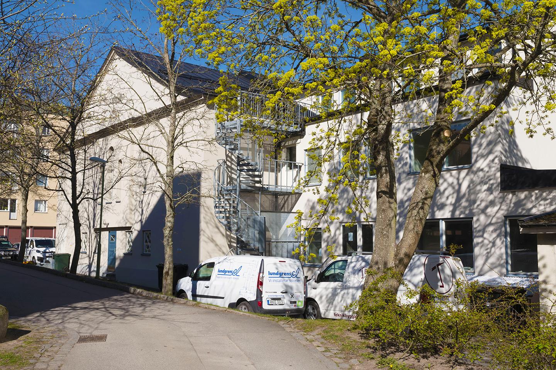 Helrenovering av Elsas Hus i Linköping